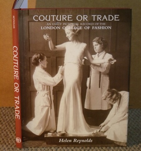 Couture Or Trade A Pictorial Record Helen Reynolds Book Cover